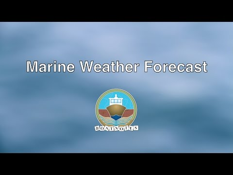 Marine Weather Forecast