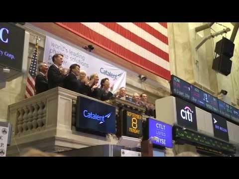 Behind the Scenes: Catalent IPO on the NYSE