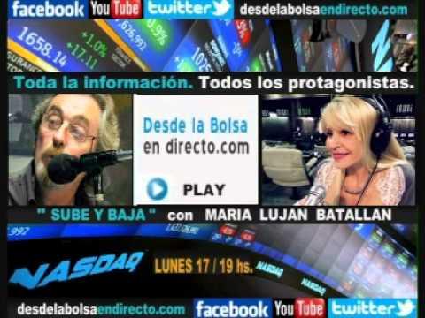 GUILLERMO COLOMBO CON NUEVO PROGRAMA DE RADIO - desdelabolsaendirecto.com