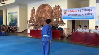 Hào khí Việt Nam - CLB Vovinam Kỳ Thi Thăng Cấp Sơ Đẳng Diễn Ra Tại Móng Cái