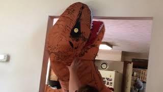Dinosaur attack ft lil hutchmady