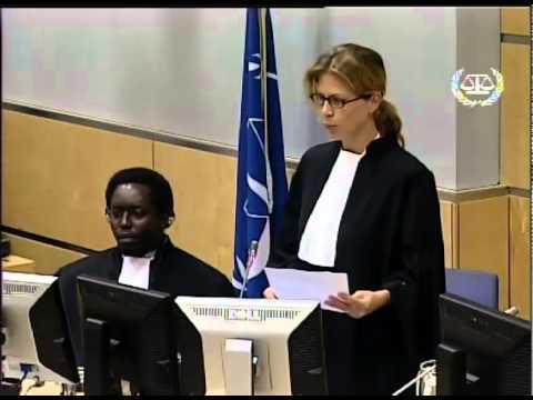 Affaire Blé Goudé : Ouverture de l'audience de confirmation des charges, 29 septembre 2014