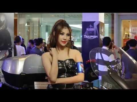 モーターバィク フェスティバル #2 Bangkok Motorbike Festival Central World Promotion Girl 2013年2月