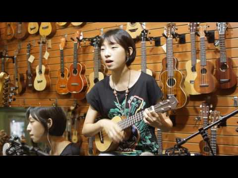 Sole SS-110L soprano ukulele [the beach boys - KOKOMO]