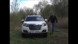 Great Wall Hover H3 new тест драйв