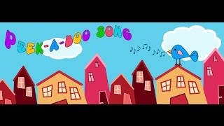 Peek a boo Song (Learn english , Baby , Toddler , Kids , Preschool Nursery Rhymes)