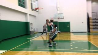 Rajon Rondo Scrimmages at Celtics Practice