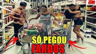 DIZENDO SIM PRA TUDO PARA MINHA MÃE NO MERCADO !!!