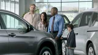 Honda Commercial with Cole Sand