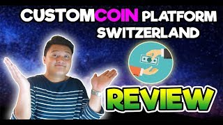 ICO CustomCoin Platform Switzerland Review - New Lending Platform for Construction Industry