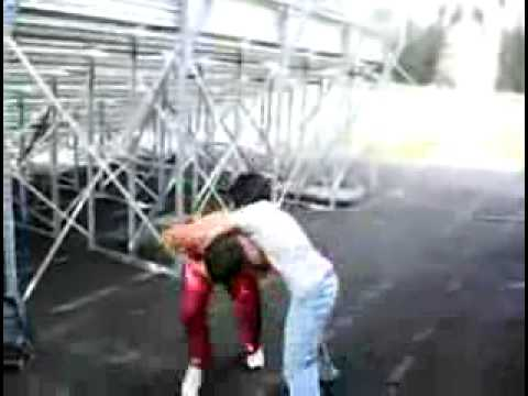 REAL Life Bully Beatdown - You messed with the wrong china
