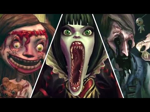 Alice: Madness Returns All Bosses   All Enemies / Final Boss (PS3, X360, PC) thumbnail