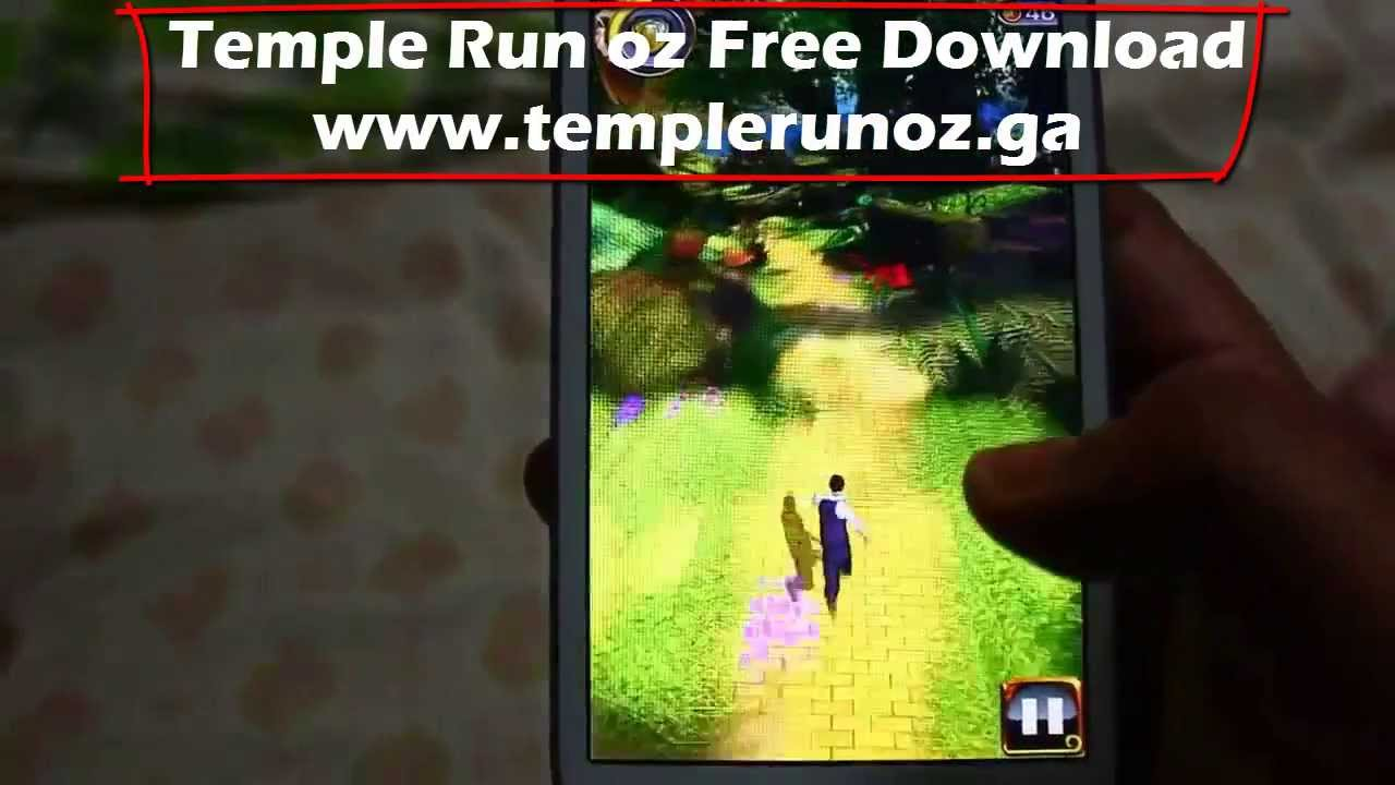 temple run game free download for android tablet