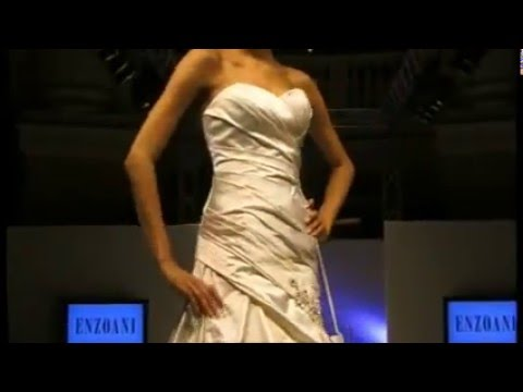 Modeca Collection Bridal Fashion Show 2009 - Amsterdam