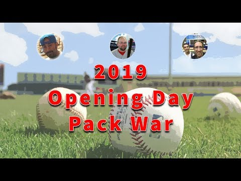 2019 Opening Day Pack War