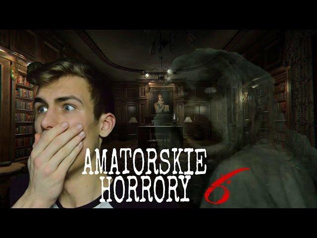 Reakcje na Amatorskie Horrory odc.6 |Jak to kto? ALEX!