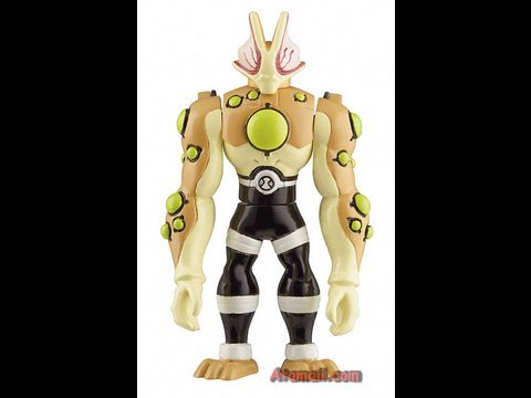 Ben 10 Mini Figures Alien X. Ditto. Waybig. Eyeguy & More HD