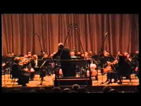 Nurhan Arman conducts Prokofiev Symphony No. 5, 4th movement