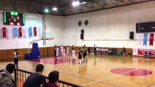 Utku Saraloglu Basketball Match 2013-2014 vol.