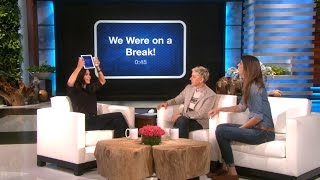 Courteney Cox Shows Off Her 'Friends' Knowledge