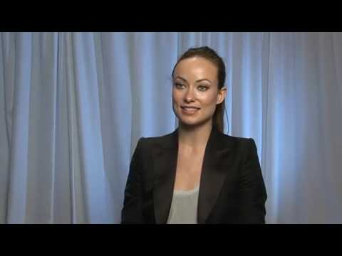 Olivia Wilde Interview at The Wired Cafe - Comic Con 2009, July 23 Video