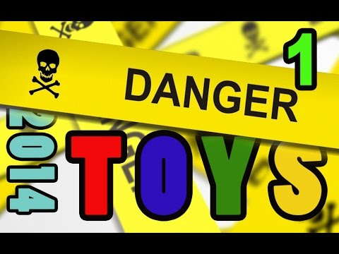 DANGER TOYS 2014 recalled toys part ONE Product Recall Dangerous Toys ALERT Kids Consumer Safety