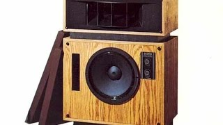 Altec Lansing Model Nineteen 19 + Nakamichi ZXL Limited Gold  show  Oldplayer.ru