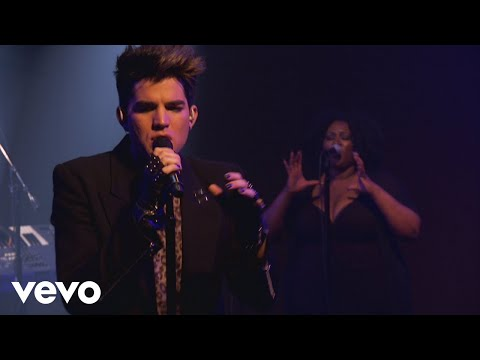 Adam Lambert - Broken English (AOL Sessions) Music Videos
