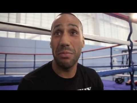 JAMES DeGALE WORLD TITLE CLASH WITH ANDRE DIRRELL SET FOR MAY 23 IN BOSTON - INTERVIEW WITH CHUNKY