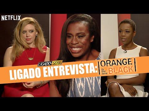 Ligado Entrevista: Natasha Lyonne, Samira Wiley e Uzo Aduba de Orange is the New Black!