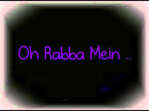 Oh Rabba Mein Margayaa (full Song + Lyrics) - Mausam video