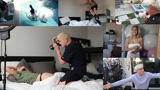 PRANKING MY HOT ROOMMATE COMPILATION