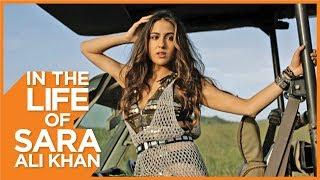 In the life of Sara Ali Khan | Sara Ali Khan Interview | Filmfare