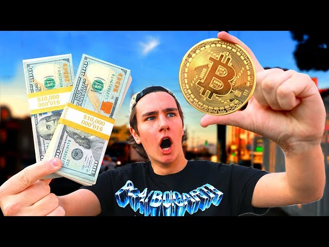 I Bought a Bitcoin on Craigslist for 17,300