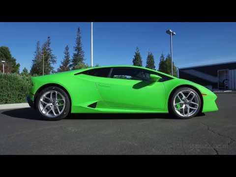 Unboxing 2017 Lamborghini Huracan LP580-2