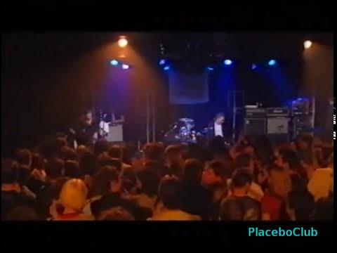11  Placebo Cabaret Of Desire Brussels, Belgium 02 06 2001