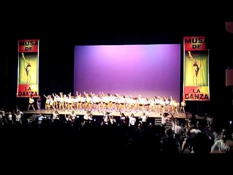 "RS ""musa de la danza"" 2014"