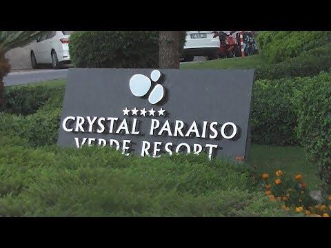 Crystal Paraiso Verde Resort - Belek/Tyrkey