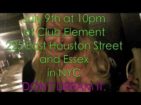 Allanah Starr's 21st Birthday At Club Element In Nyc July 9th video