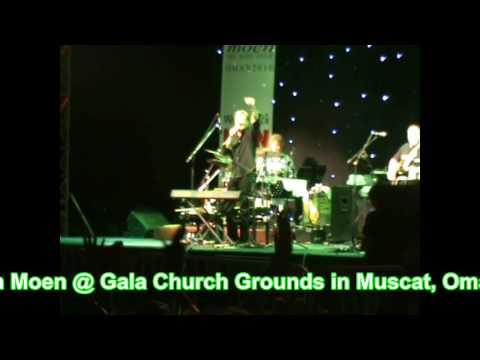 Don Moen in Muscat, Oman...Arise...Arise...Worship song HD