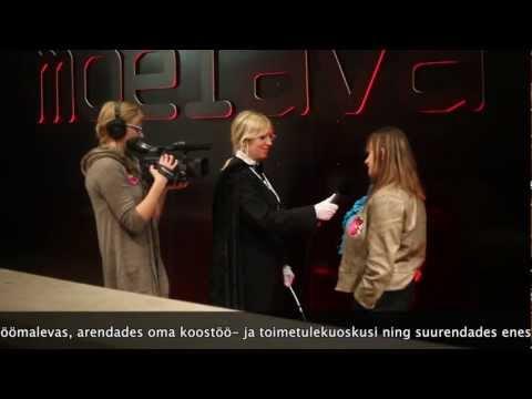 Intervjuu Euroopa vabatahtliku teenistuse projektist. (2012)
