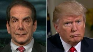 Charles Krauthammer reacts to Trump one-on-one