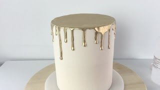 (6.02 MB) Create a stunning Golden Drizzle Cake Mp3
