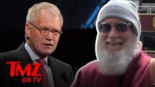 David Letterman Is Coming Back To TV | TMZ TV