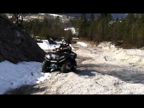 CF-Moto Terralander  800