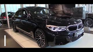 2019 BMW 6 Series GT features | interior and exterior