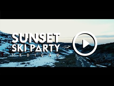 Sunset Ski Party - AfterMovie