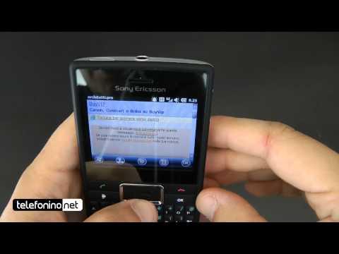 Sony Ericsson Aspen videoreview da Telefonino.net
