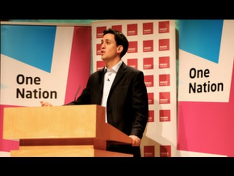 Ed Miliband's speech to The Fabian Society