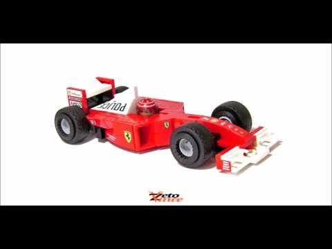 LEGO® Formula 1 (Tutorial)